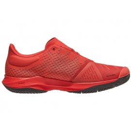 Zapatillas tenis/pádel Wilson Kaos 3.0 rojo hombre