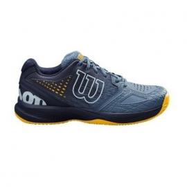 Zapatillas tenis/pádel Wilson Kaos COMP 2.0 gris hombre