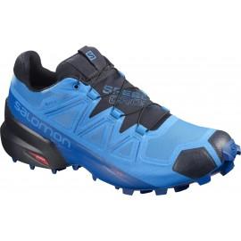 Zapatillas trailrunning Salomon SpeedCross 5 GTX azul hombre