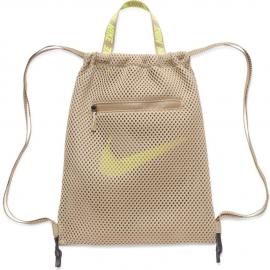 Mochila saco Nike Advance Essentials kaki mujer