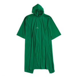 Poncho Ferrino PVC verde junior