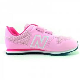 Zapatillas New Balance YV500RK rosa niña