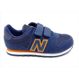 Zapatillas New Balance YV500CN marino/naranja niño