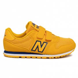 Zapatillas New Balance YV500CG amarillo/azul niño