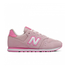 Zapatillas New Balance YC373SP rosa junior