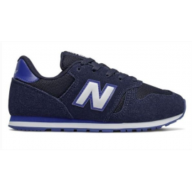 Zapatillas New Balance YC373SN marino junior