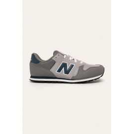 Zapatillas New Balance YC373KG gris/azul junior