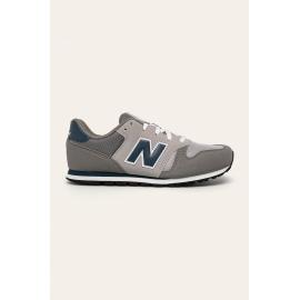 Zapatillas New Balance YC373KG gris/azul junior