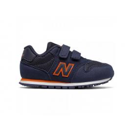Zapatillas New Balance IV500CN marino/naranja bebé