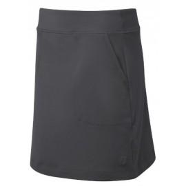 Falda de golf Footjoy gris mujer