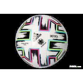 Balón fútbol adidas Uniforia Euro 2020 blanco/negro/multi
