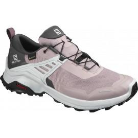 Zapatillas trekking Salomon X Raise GTX rosa mujer