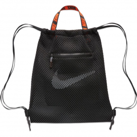 Mochila saco Nike Advance Essentials negro mujer