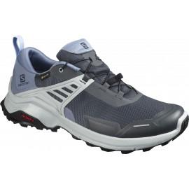Zapatillas trekking Salomon X Raise GTX azul hombre