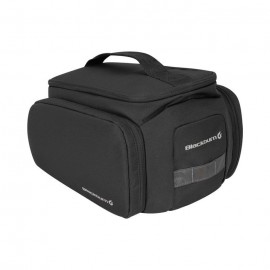 Bolsa de portabultos Blackburn Local Trunk bag negro