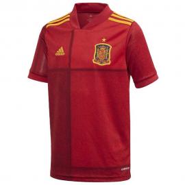 Camiseta fútbol adidas Selección España 1ª rojo junior
