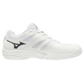 Zapatillas tenis Mizuno Break Shot AC blanco/negro hombre