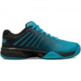 Zapatillas pádel KSwiss Hypercourt Express 2 azul/negro homb