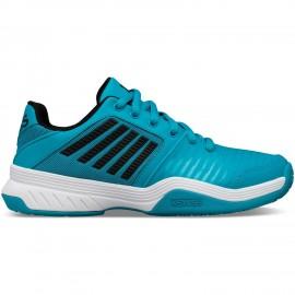 Zapatillas pádel KSwiss Court Express HB azul/negro hombre