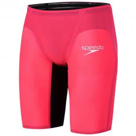 Bañador competición Speedo LZR Pure Valor rosa hombre