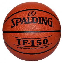Balon baloncesto Spalding TF150 outdoor talla 7 naranja