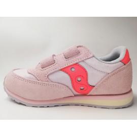 Zapatillas Saucony Jazz HL rosa bebé
