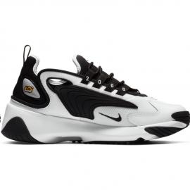Zapatillas Nike Zoom 2K blanco/negro mujer