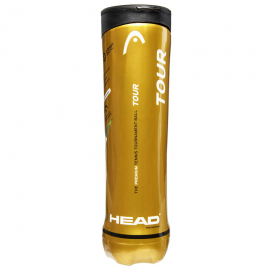 Pelotas tenis Head Tour 4B