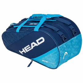 Paletero Head Elite Pádel Supercombi azul