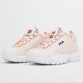 Zapatillas Fila Disruptor Low rosa mujer