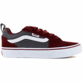 Zapatillas Vans Filmore rojo/gris/blanco junior