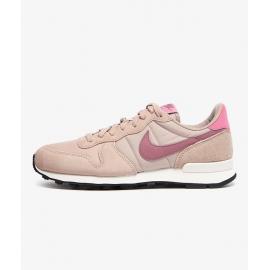 Zapatillas Nike Wmns Internationalist beige/rosa mujer