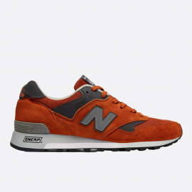 Zapatillas New Balance M577ORG naranja hombre