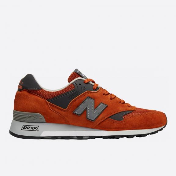 new balance naranja hombre