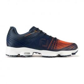 Zapato golf Footjoy Hyperflex II azul/naranja hombre