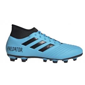 Botas fútbol adidas Predator 19.4 S FxG azul hombre