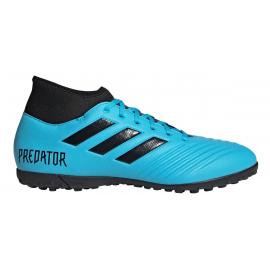 Zapatillas fútbol adidas Predator 19.4 S TF azul hombre