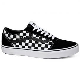 Zapatillas Vans Ward negro/blanco cuadros hombre