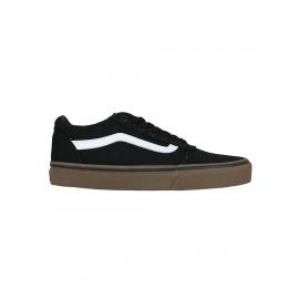Zapatillas Vans Ward negro blanco marrón hombre