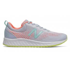 Zapatillas running New Balance Arishi v3 gris/coral mujer