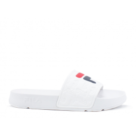 Chancla piscina Fila Boardwalk Slipper 2.0 blanco hombre