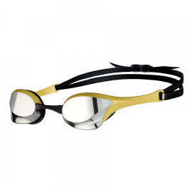Gafas Arena Cobra Ultra Swipe Mirror plata/dorado