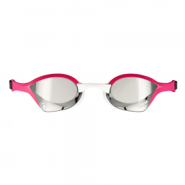 Gafas Arena Cobra Ultra Swipe Mirror plata/rosa
