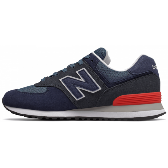 zapatillas new balance hombre azules y grises