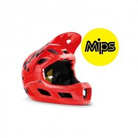 Casco Met Parachute MCR Mips Rojo