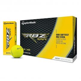 Bolas golf TaylorMade RBZ Soft amarillo