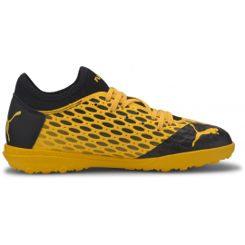 Zapatillas fútbol  Puma Future 5.4 TT amarillo/negro junior