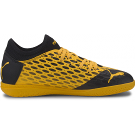 Zapatillas fútbol  Puma Future 5.4 IT amarillo/negro junior