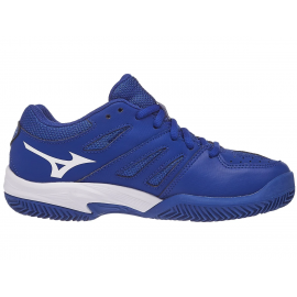 Zapatillas tenis/pádel Mizuno Break Shot ACC azul junior