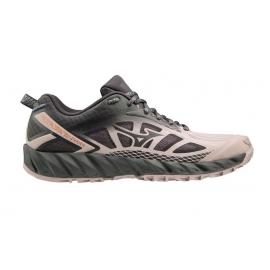 Zapatillas trail running Mizuno Wave Ibuki 2 lila/gris mujer